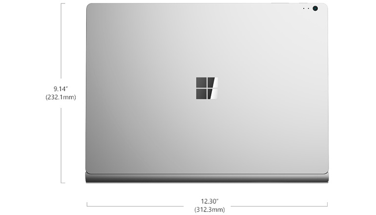 Microsoft Surface Book (CR9-00001)