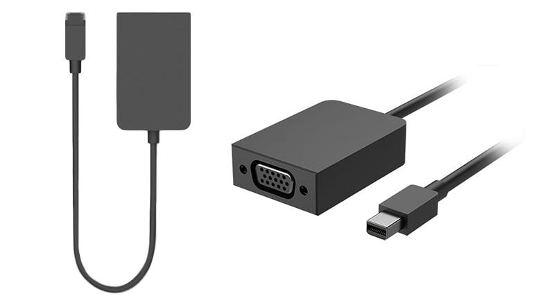 Microsoft Mini DisplayPort to VGA Adapter (R7X-00024)