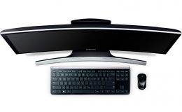 Samsung Ativ One 7 Curved (DP700A7K-KO1US)