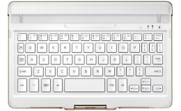 """Samsung BT Keyboard for Tab S 8.4"""" (EJ-CT700RWEGRU)"""