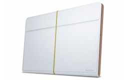 Sony Чехол SGPCV5/W White для XPERIA Tablet Z SGP311/312/321