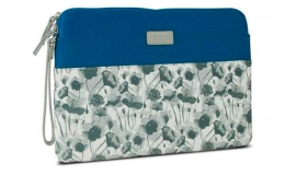 Greene + Gray Zippered Sleeve for Microsoft Surface Pro 3 (Blue Floral)