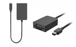 Microsoft Mini DisplayPort to VGA Adapter (R7X-00024)