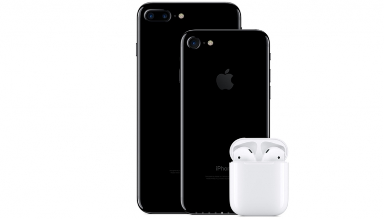 Гарнитура Apple AirPods (MMEF2)