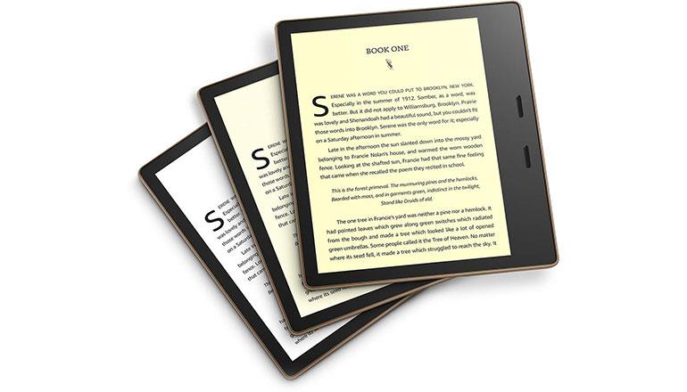 Amazon Amazon Kindle Oasis (10th Gen) 8GB Graphit