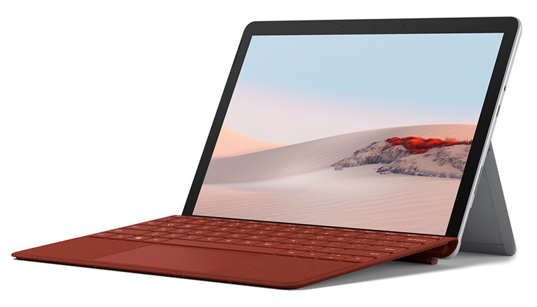Клавиатура Microsoft Surface Go SIG Type Cover (KCS-00084) Poppy Red