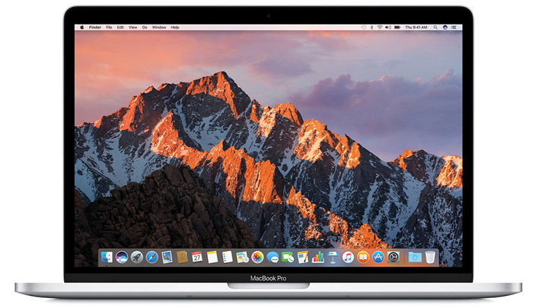 "Ноутбук Apple MacBook Pro 13"" Retina Silver (MPXR2) 128GB 2017"