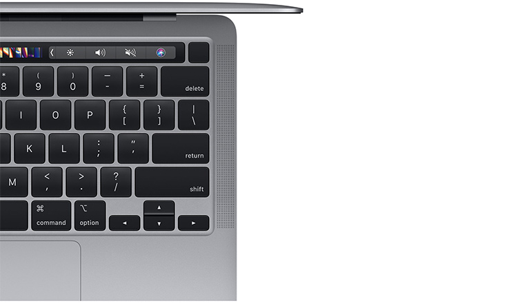 """MacBook Pro 13"""" Space Gray Late 2020 256GB (MYD82)"""