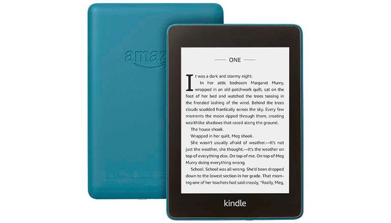 Amazon Kindle Paperwhite 10th Gen 8GB Twilight Blue