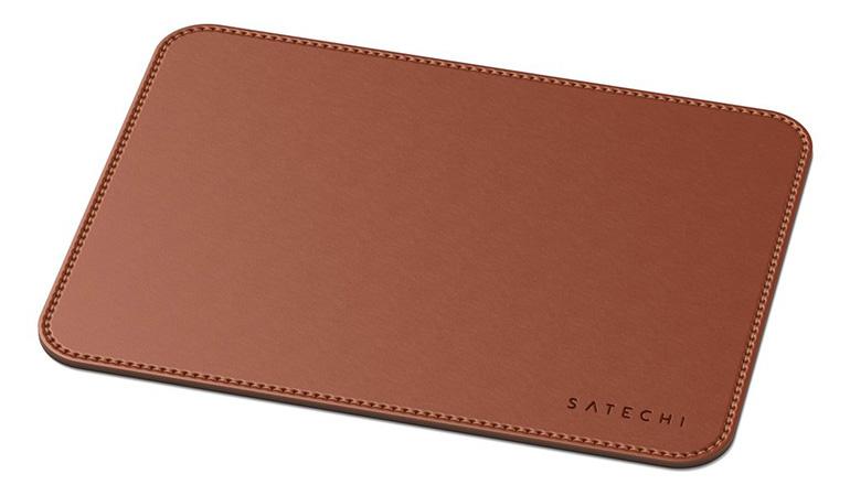Коврик для мыши Satechi Eco-Leather Mouse Pad Brown (ST-ELMPN)