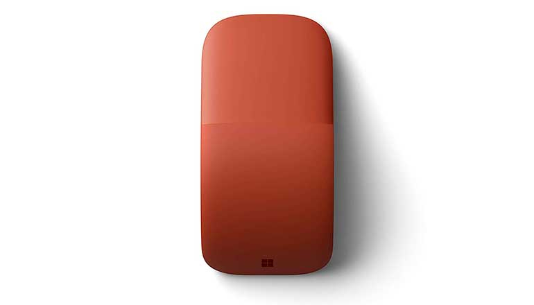 Microsoft Surface Arc Mouse - Poppy Red (CZV-00075)