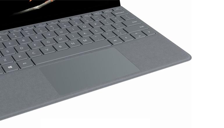 Клавиатура Microsoft Surface Go SIG Type Cover Platinum (KCT-00001)