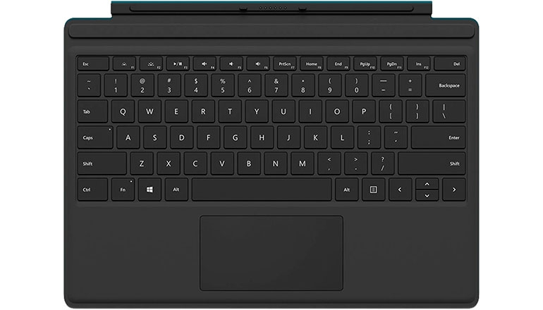Microsoft Surface Pro 4 Type Cover (R9Q-00010)