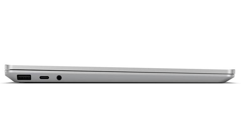 "Microsoft Surface Laptop Go - 12.4"" - Core i5 - 8 GB RAM - 256 GB SSD (THJ-00001) Platinum"