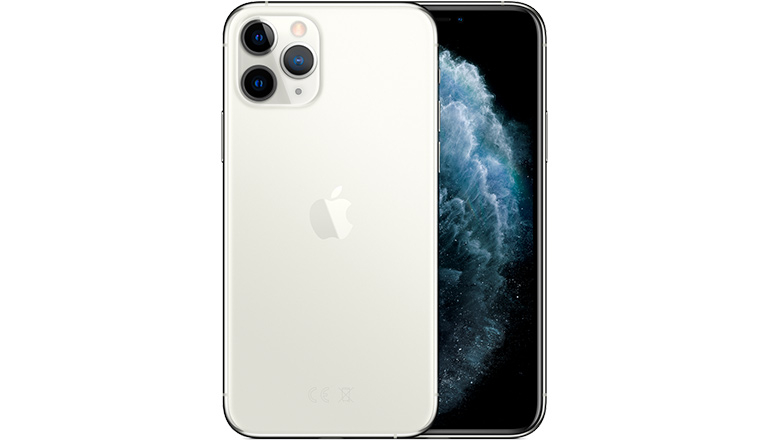 Смартфон Apple iPhone 12 Pro Max 256GB Silver (MGDD3)