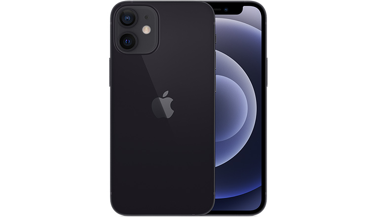 Смартфон Apple iPhone 12 256GB Black (MGJG3/MGHH3)