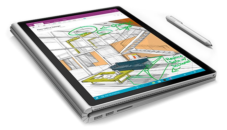 Microsoft Surface Book (CS4-00001)