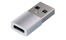 Satechi Type-A to Type-C Adapter Silver (ST-TAUCS)