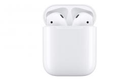 Гарнитура Apple AirPods (MMEF2)