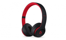 Наушники Beats by Dr. Dre Solo3 Wireless Decade Collection Black-Red (MRQC2)