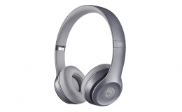 Наушники Beats by Dr. Dre Solo2 Royal Edition Stone Grey (MHNW2)
