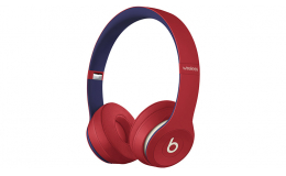 Наушники Beats by Dr. Dre Solo3 Headphones Club Red (MV8T2)
