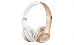 Наушники Beats by Dr. Dre Solo3 Wireless Gold (MNER2)