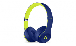 Наушники Beats by Dr. Dre Solo3 Wireless Pop Indigo (MRRF2)