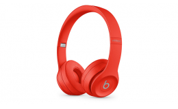 Наушники Beats by Dr. Dre Solo3 Wireless PRODUCT RED (MP162)