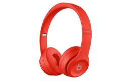 Наушники Beats by Dr. Dre Solo3 Wireless Citrus Red (MX472)