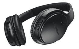 Наушники с микрофоном Bose QuietComfort 35 wireless headphones II Back (789564-0010)