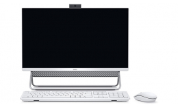 "Моноблок Dell Inspiron 24 5400 AIO Silver - (23.8"" FHD IPS Touch/i7-1165G7/16GB-2666MHz/512GB SSD NVMe/Intel Xe/Wired Key&Mouse)"