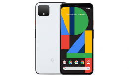 Google Pixel 4 6/64GB (GA01188-US) Clearly White