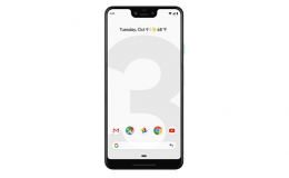Смартфон Google Pixel 3 XL 4/64GB Clearly White