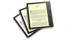 Amazon Amazon Kindle Oasis (10th Gen) 8GB Graphit