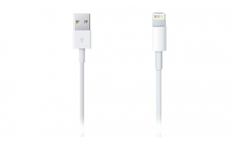 Кабель Apple Lightning to USB 1 m (MXLY2)