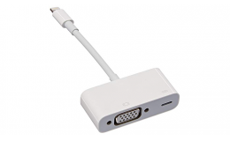 Адаптер Apple Lightning-VGA (MD825ZM/A)