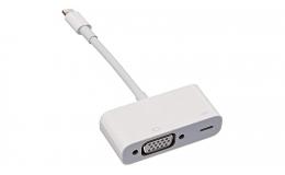 Адаптер Apple Lightning-VGA (MD825ZM/A)