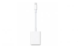 Адаптер Apple Lightning to SD Card Camera Reader (MJYT2)