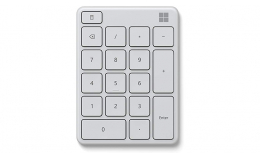 Microsoft Number Pad (White)