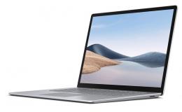 "Microsoft Surface Laptop 4 - 15"" Touch-Screen - AMD Ryzen™ 7 Surface® Edition - 8 GB RAM - 512 GB SSD (5W6-00001) Platinum"