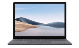 "Microsoft Surface Laptop 4 - 13.5"" Touch-Screen – Core i5 - 8GB RAM - 512 GB SSD (5BT-00035) Platinum"