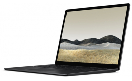 "Microsoft Surface Laptop 3 - 15"" - Core i5 1035G7 - 8 GB RAM - 256 GB SSD (RDZ-00022) Metal Black"