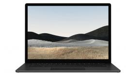 "Microsoft Surface Laptop 4 - 13.5"" Touch-Screen – Core i5 - 8GB RAM - 512 GB SSD (5BT-00001) Matte Black"
