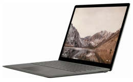 Microsoft Surface Laptop (DAJ-00021) (Intel Core i7 / 256GB / 8GB RAM) (Graphite Gold)