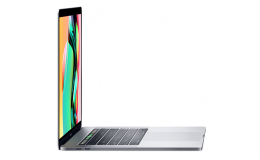 "Ноутбук Apple MacBook Pro 15"" Silver 2018 (MR972)"