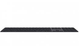 Клавиатура Apple Magic Keyboard with Numeric Keypad Space Gray (MRMH2)
