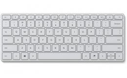 Microsoft Designer Compact Keyboard Glacier