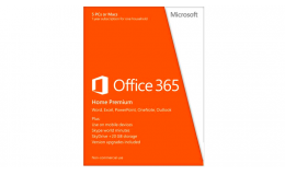 Microsoft Office 365 Home Premium 32/64Bit Russian Subscr 1YR Medialess (6GQ-00177)