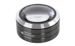 Настольная сенсорная лупа Satechi ReadMate LED Desktop Magnifier (ST-LEDM5XK)